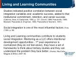 living and learning communities1