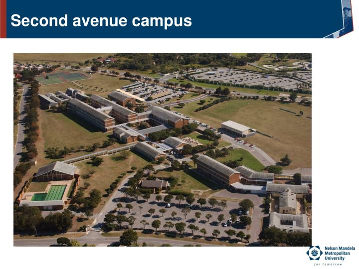 Second avenue campus