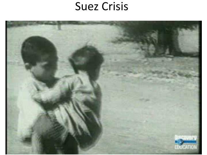 suez crisis article