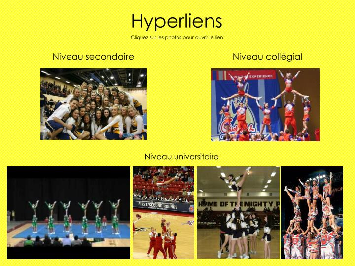 Hyperliens