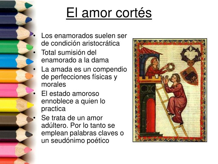 El amor cort