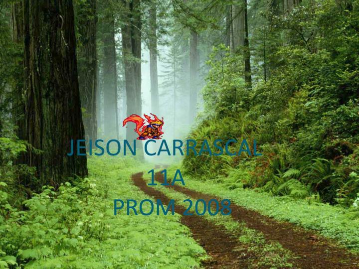 JEISON CARRASCAL