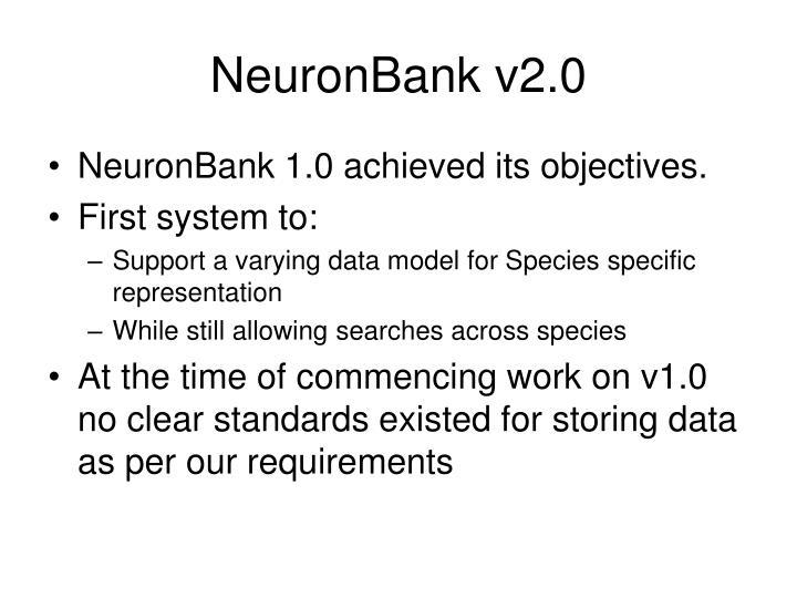 NeuronBank v2.0