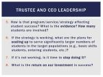 trustee and ceo leadership1