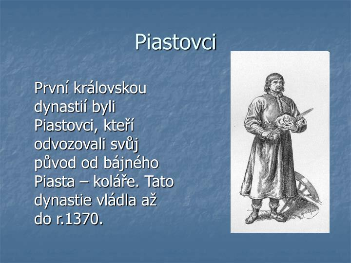 Piastovci