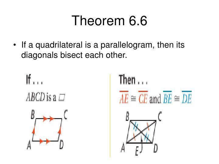 Theorem 6.6
