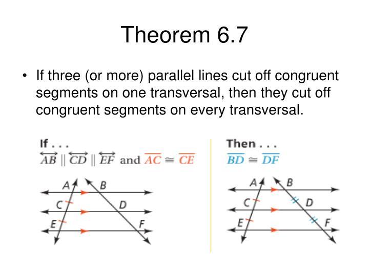 Theorem 6.7
