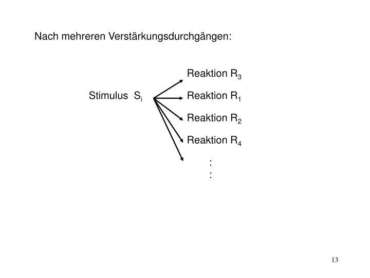 Reaktion R