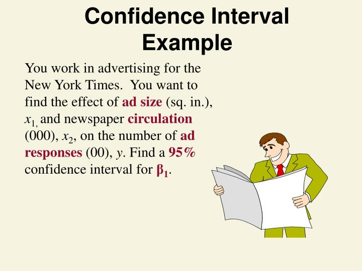 Confidence Interval Example