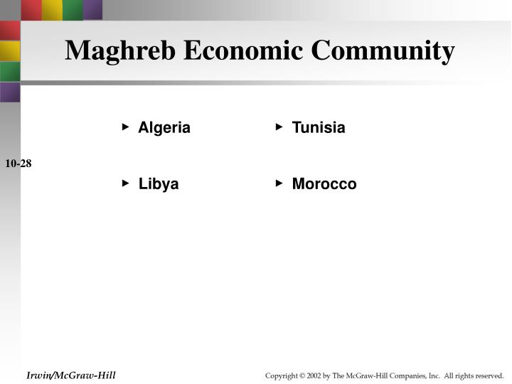 Maghreb Economic Community