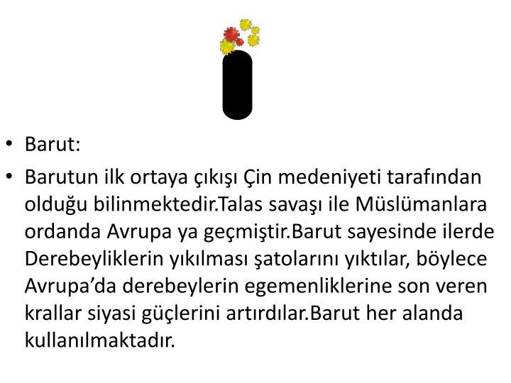 Barut: