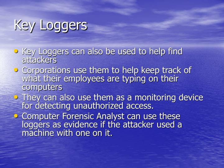 Key Loggers