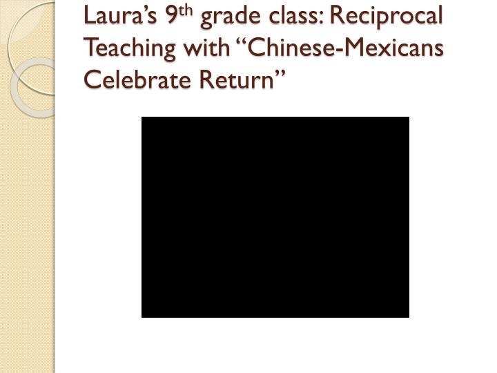 Laura's 9