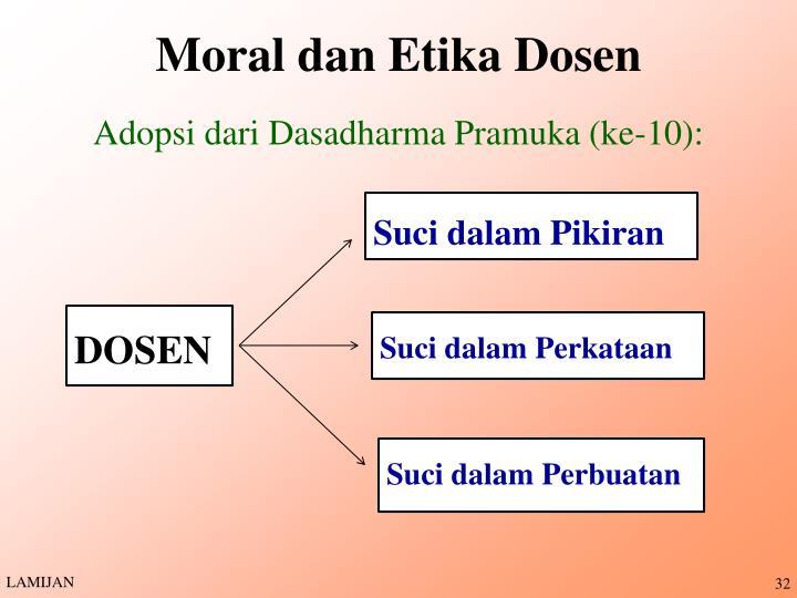 Moral dan