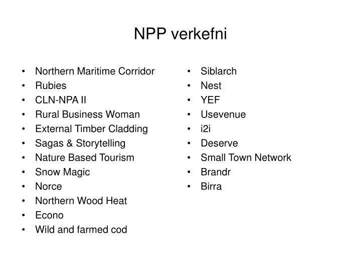 Northern Maritime Corridor
