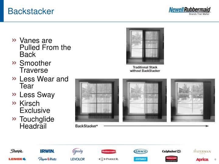 Backstacker