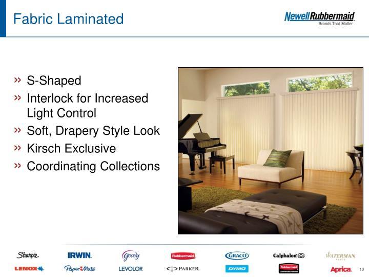 Fabric Laminated