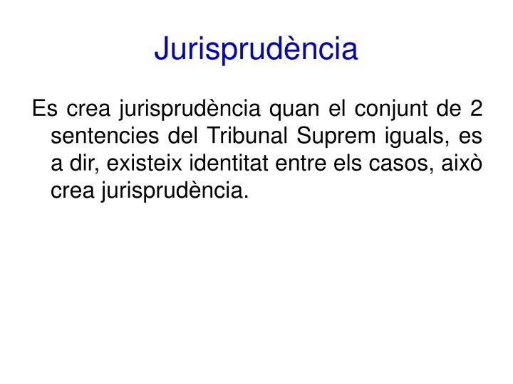 Jurisprudència