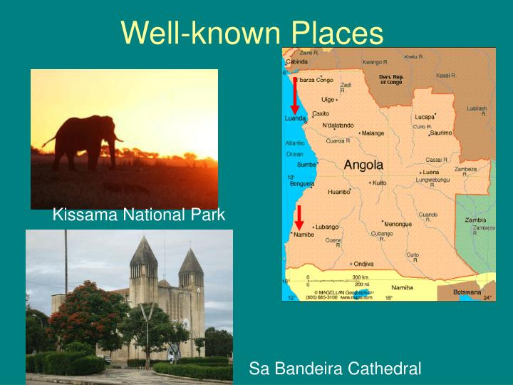 Well-known Places