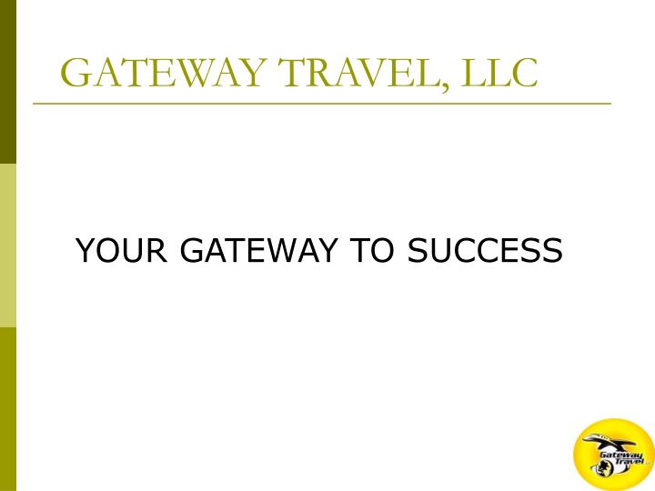 Gateway travel llc