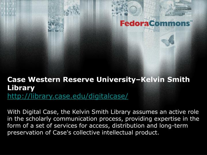 Case Western Reserve University–Kelvin Smith Library