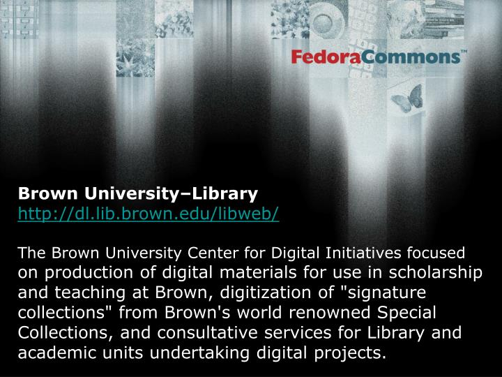 Brown University–Library