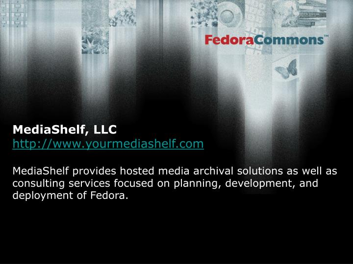 MediaShelf, LLC