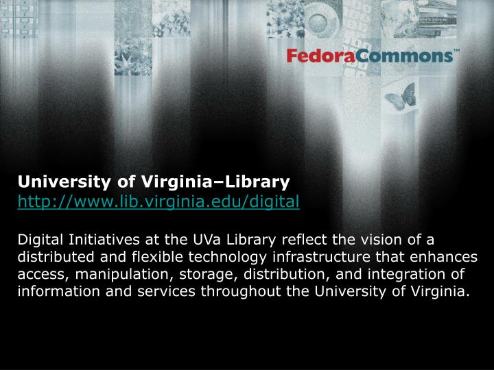 University of Virginia–Library