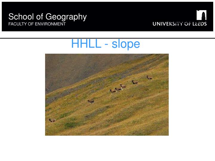Geog 5060 GIS & Environment Lecture 7