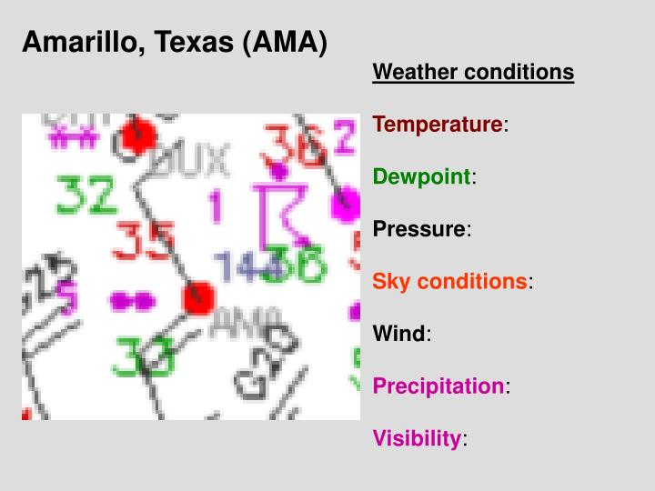 Amarillo, Texas (AMA)