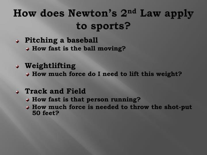 How does Newton's 2
