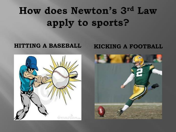 How does Newton's 3