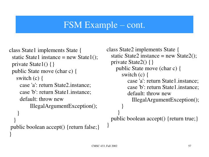 class State1 implements State {