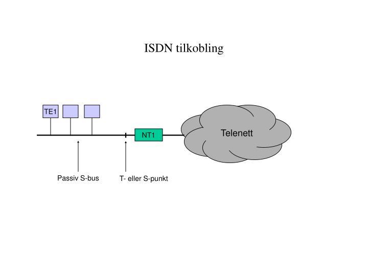 ISDN tilkobling