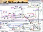 hgf dim example demo