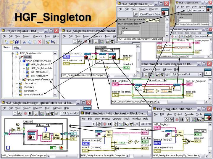 HGF_Singleton