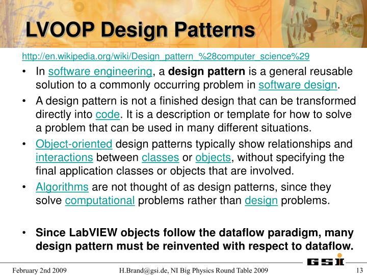 http://en.wikipedia.org/wiki/Design_pattern_%28computer_science%29