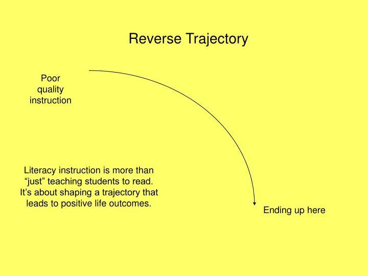 Reverse Trajectory