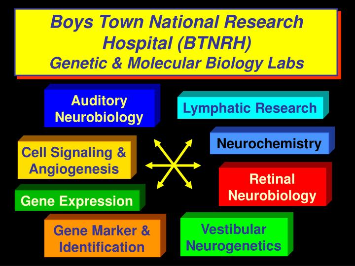 Boys Town National Research Hospital (BTNRH)