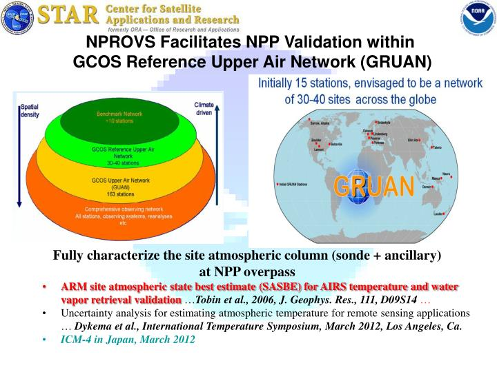 NPROVS Facilitates NPP Validation within