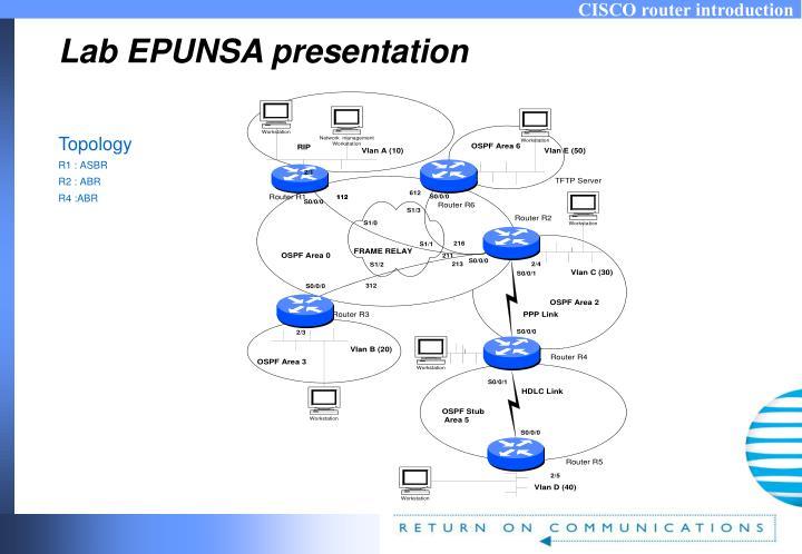 Lab EPUNSA presentation