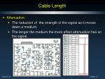 cable length1