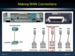 making wan connections1