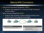 making wan connections2