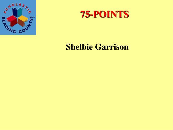 Shelbie Garrison