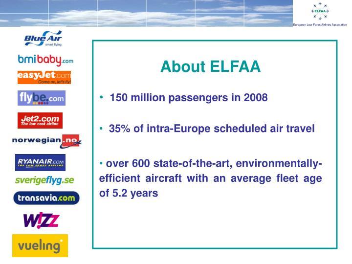 About ELFAA