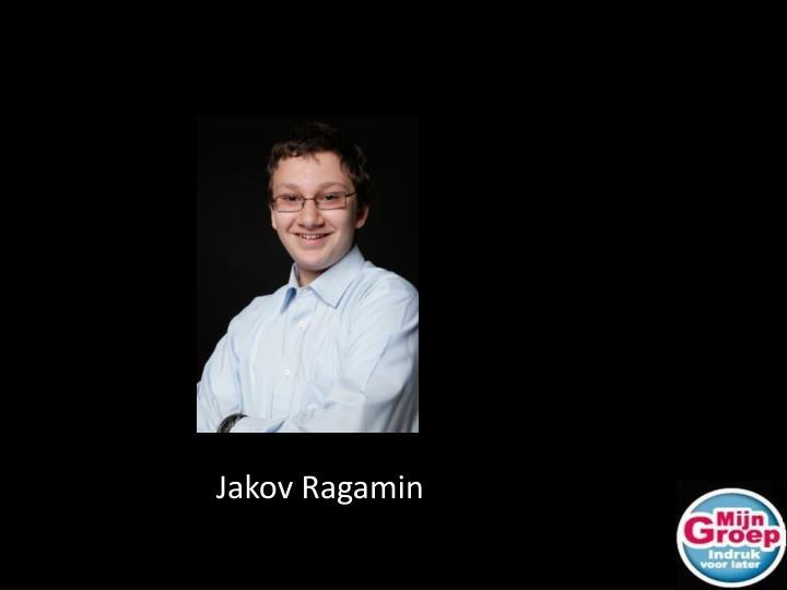 Jakov Ragamin