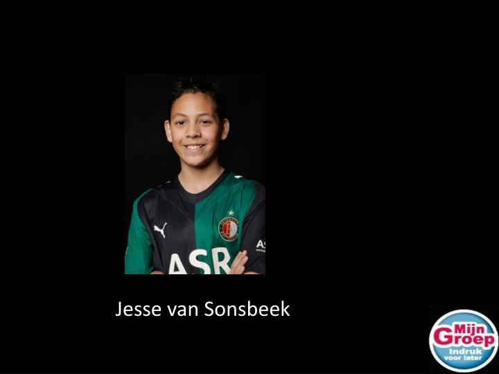 Jesse van Sonsbeek