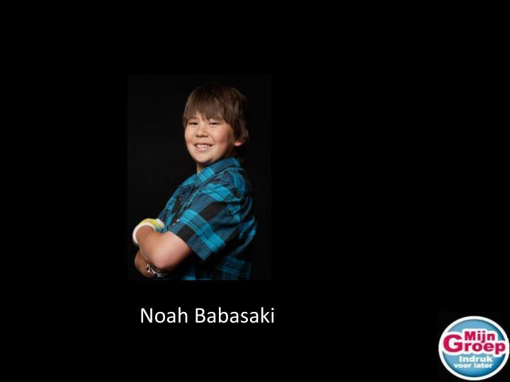 Noah Babasaki