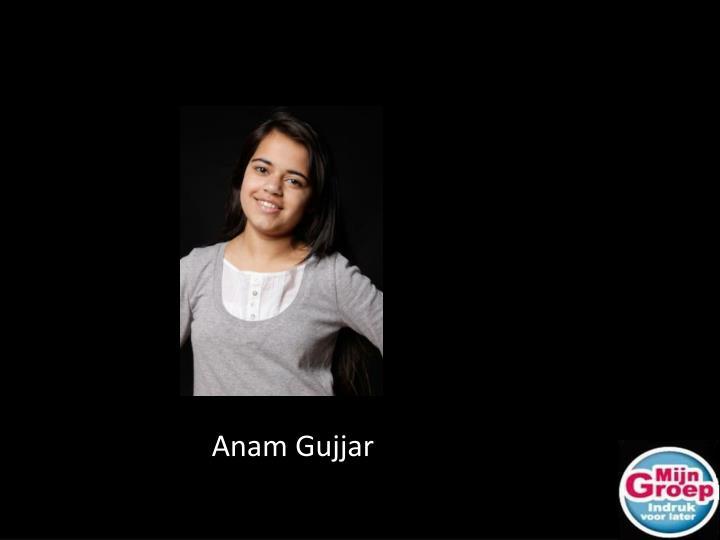 Anam Gujjar